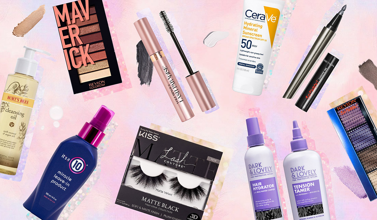 All The New Drugstore Products Celebs Are Loving RN