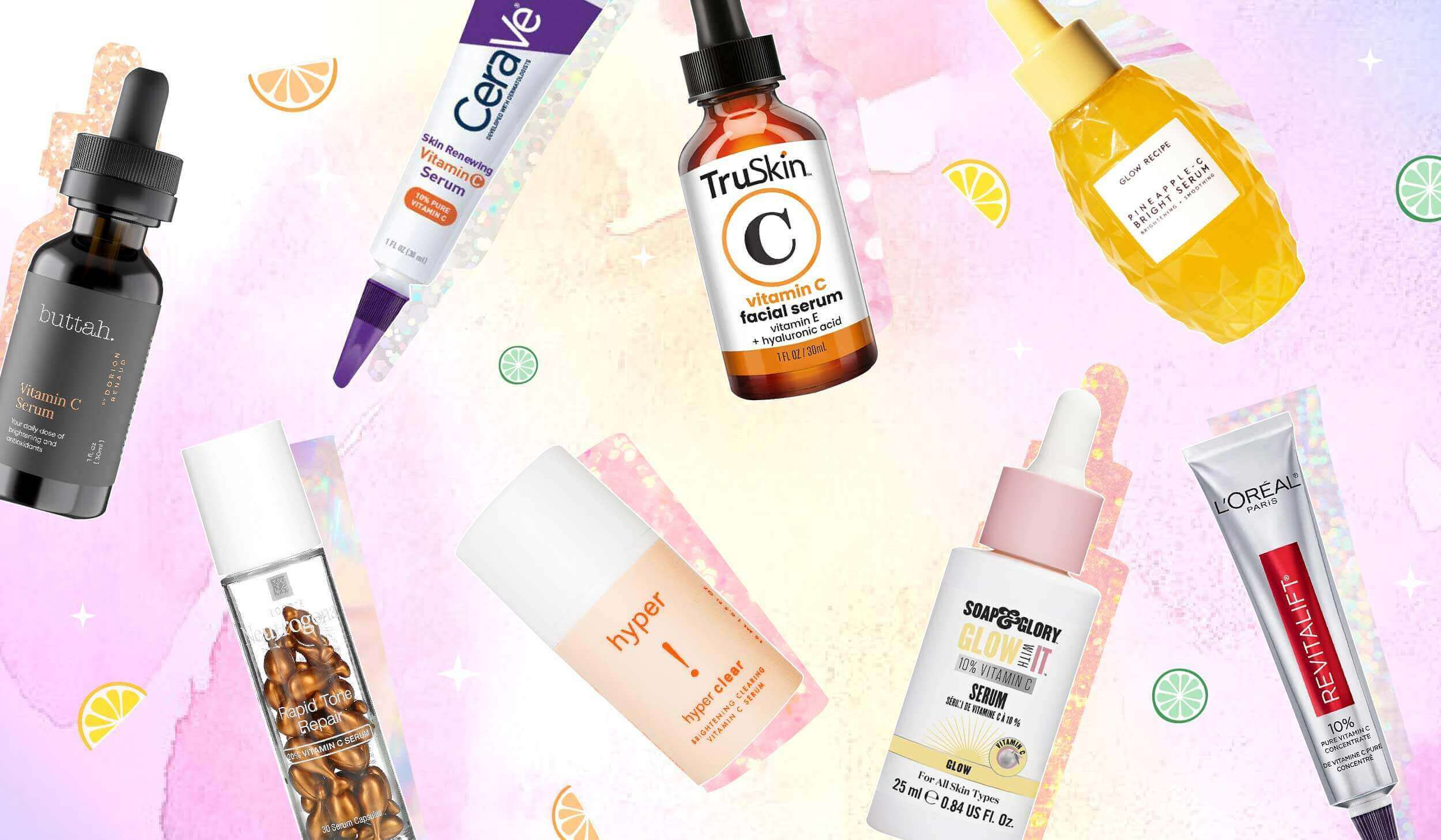 8 Vitamin C Serums For A Poppin' Skin Glow (Under $50)