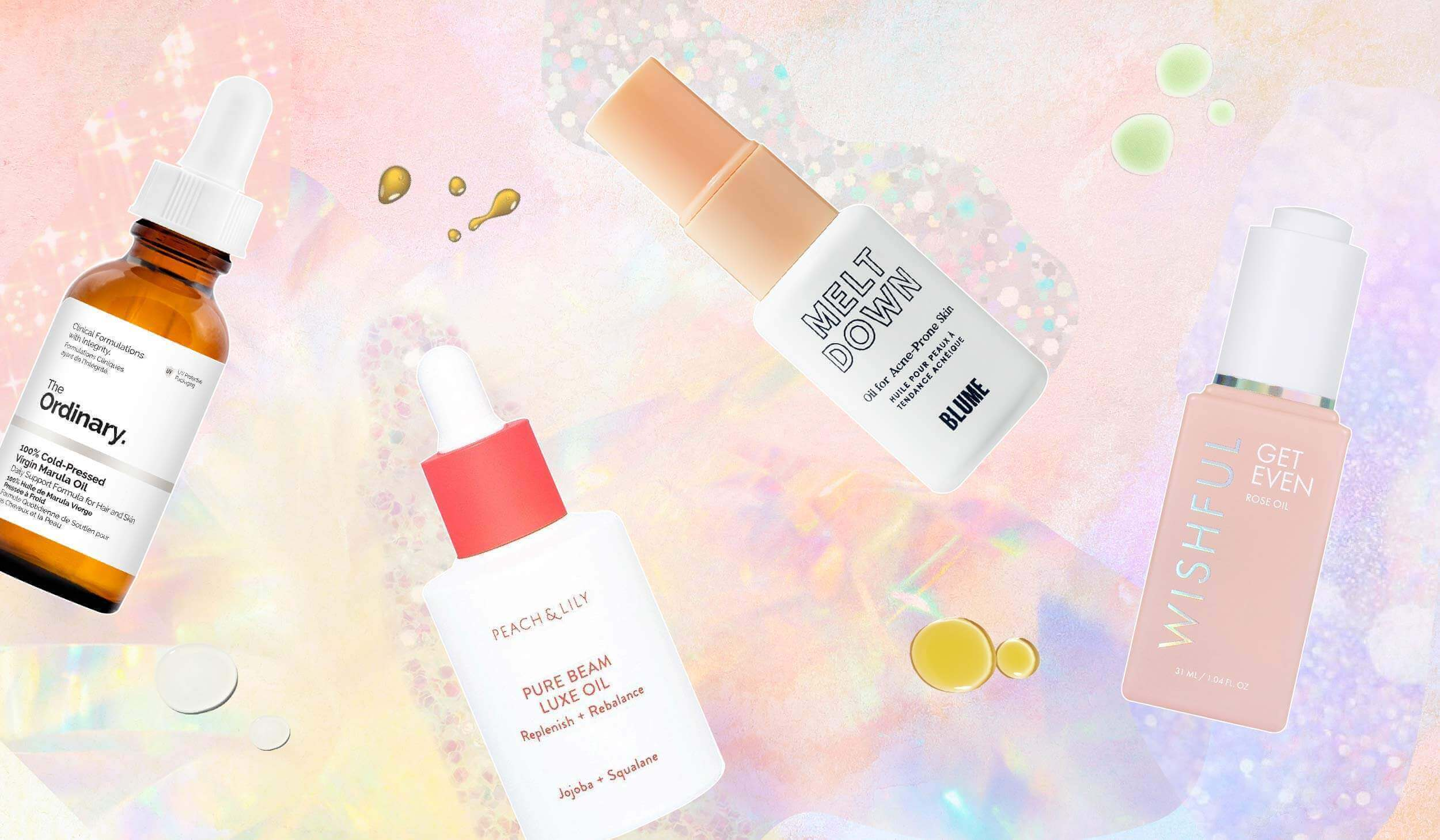 Face Oils (For All Skin Types) That Will Level Up Your Glow-Up