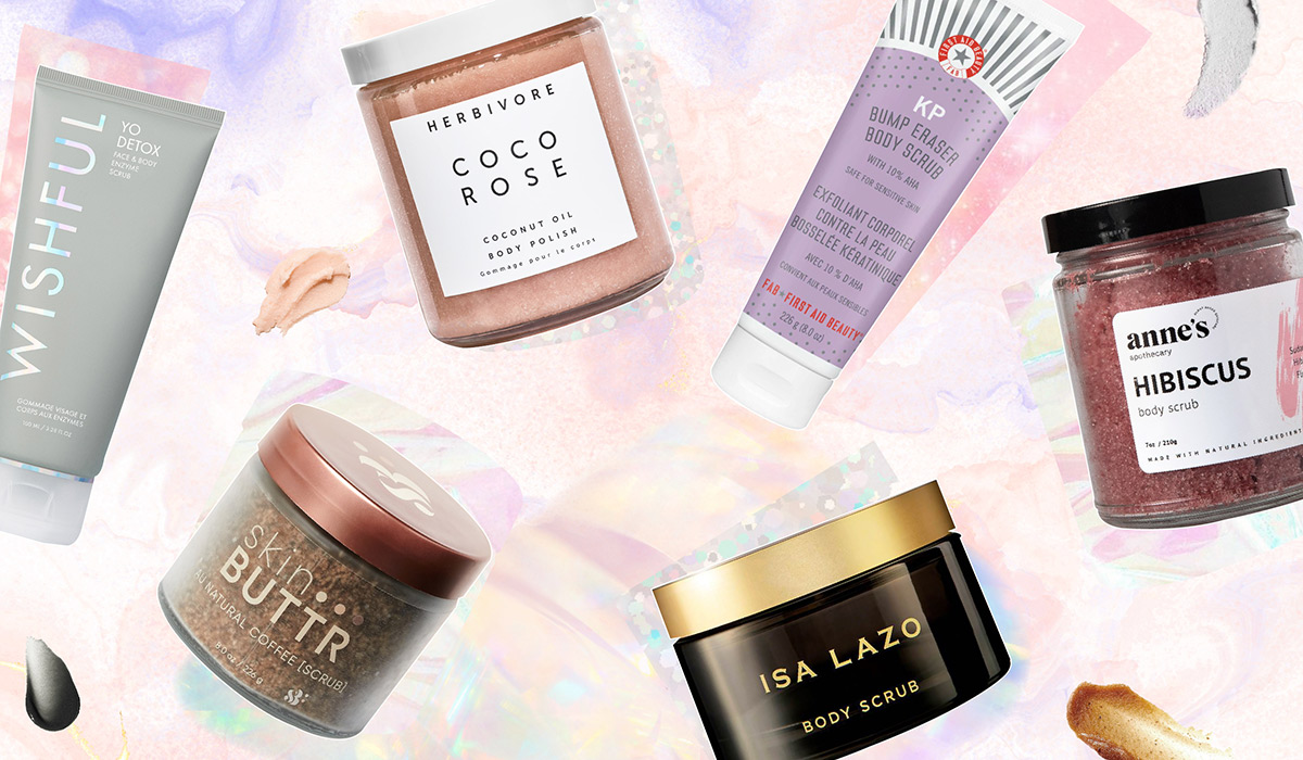 The Most Delicious Body Scrubs For Smooth AF Skin