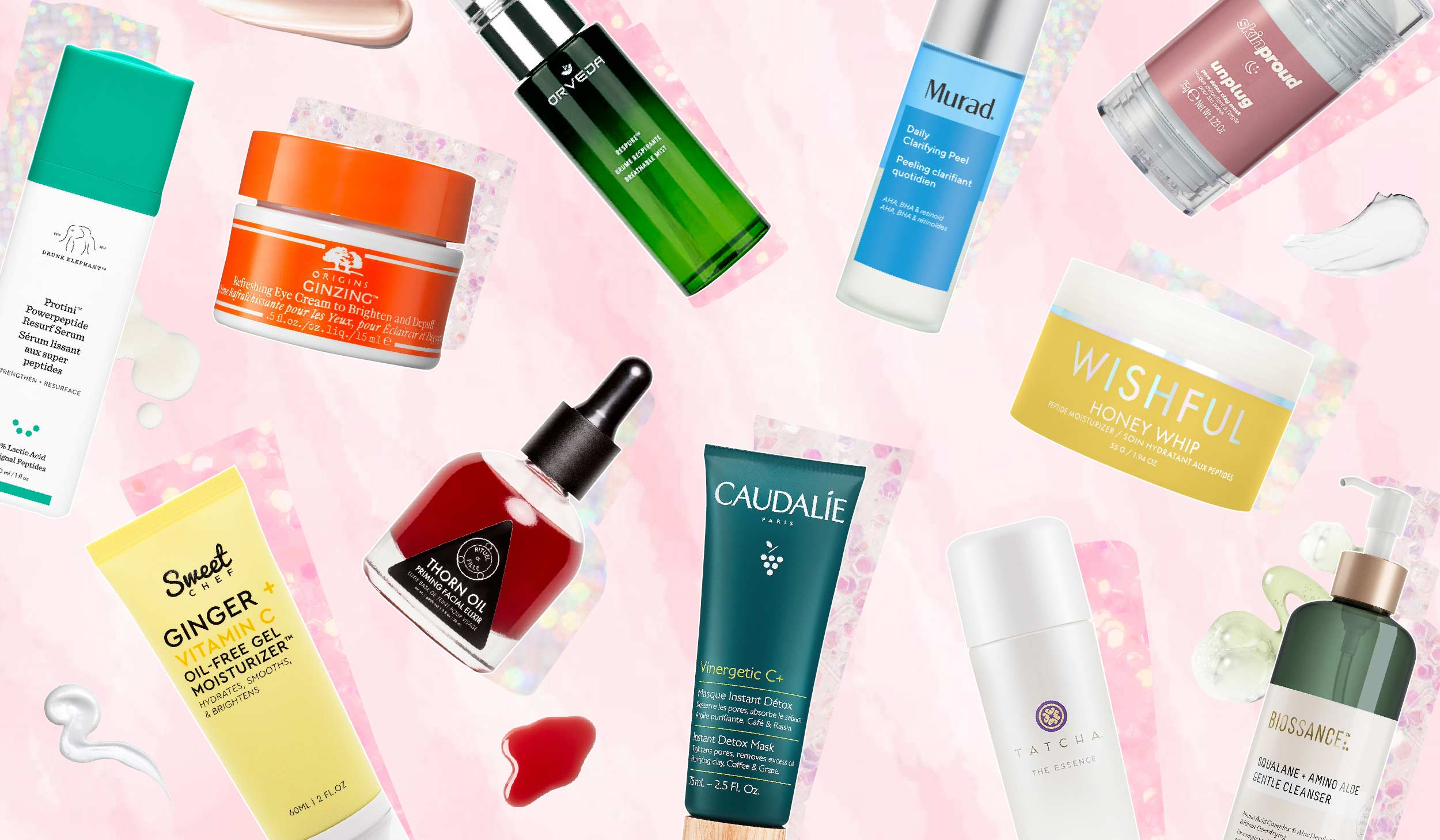 13 New Serums, Masks, & Moisturizers That Promise Your Best Skin Ever