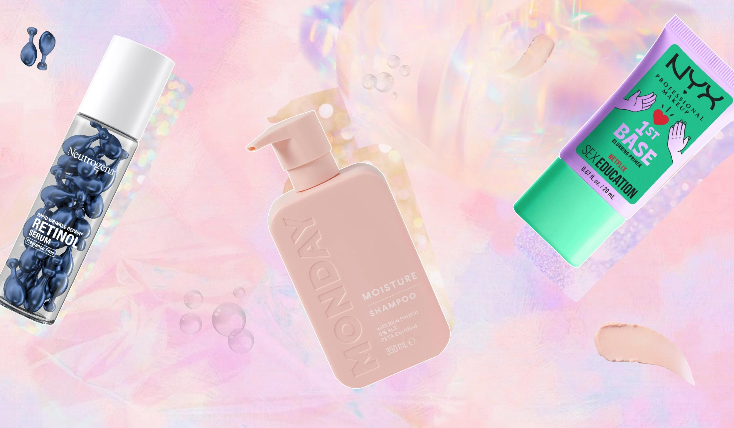 Skin, Hair & Face: 3 New Drugstore Products That Are SO Good