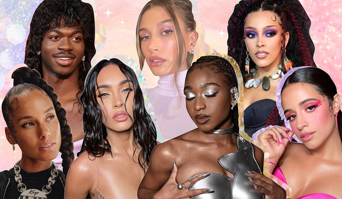 The Fiercest, Sexiest & MOST ICONIC Beauty Looks From The 2021 VMAs