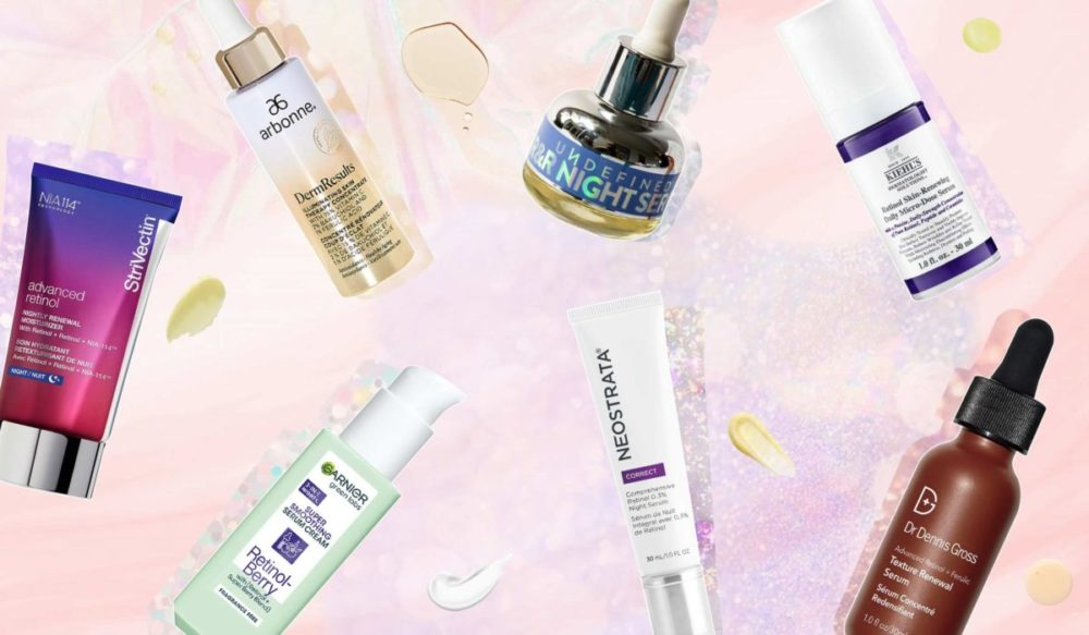 7 New Retinols (& Alternatives) For A MAJOR Glow-Up This Fall