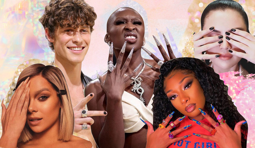 All The Hottest Celeb-Approved Nail Trends For Fall