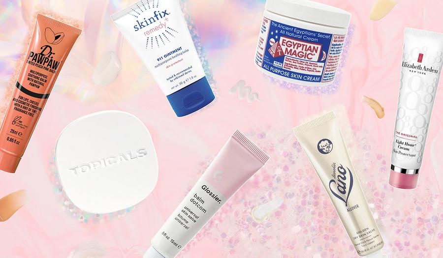 These Multitasking Balms + Salves Are Saviors For Thirsty Skin