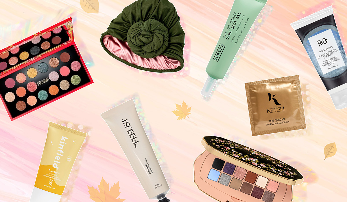 Obsessed! These 8 New Fall Beauty Launches Are SO Good