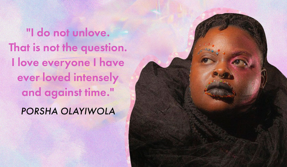 Porsha Olayiwola Shares Her Experience Using Poetry As A Form Of Self-Expression
