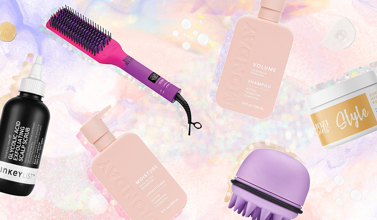 5 NEW Drugstore Essentials For Healthy Hair This Winter